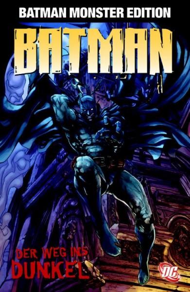 Batman Monster Edition 3: Der Weg ins Dunkel