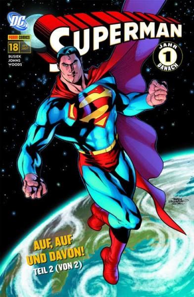 Superman Sonderband 18: Auf, auf und davon! 2