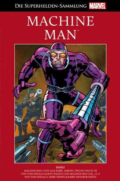 Die Marvel Superhelden Sammlung 48: Machine Man