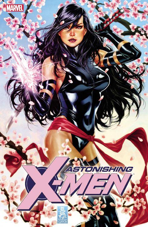 Astonishing X-Men 3 Variant