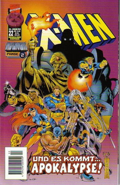 X-Men 22: Onslaught Phase 2