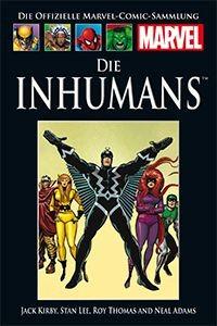 Hachette Marvel Collection 109: Die Inhumans