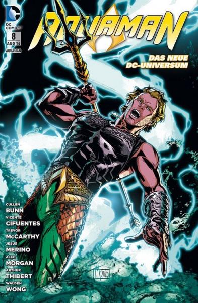 Aquaman 8: Verbannt aus Atlantis (2012)