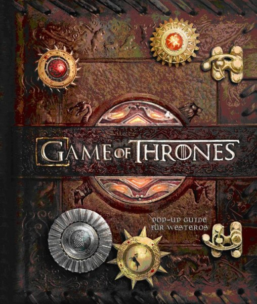 Game of Thrones - Pop-Up-Guide für Westeros