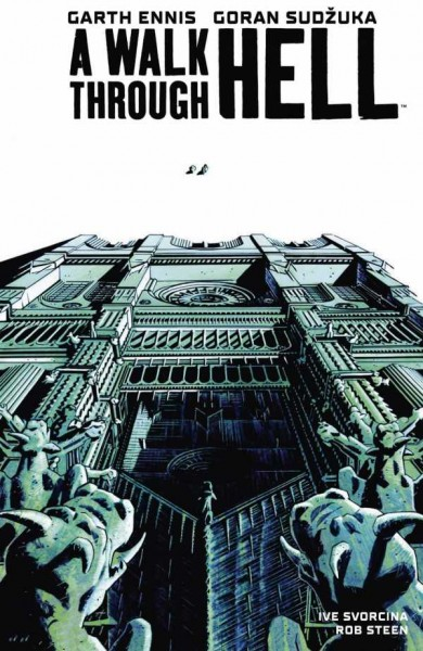 A Walk through Hell 2: Die Kathedrale Cover