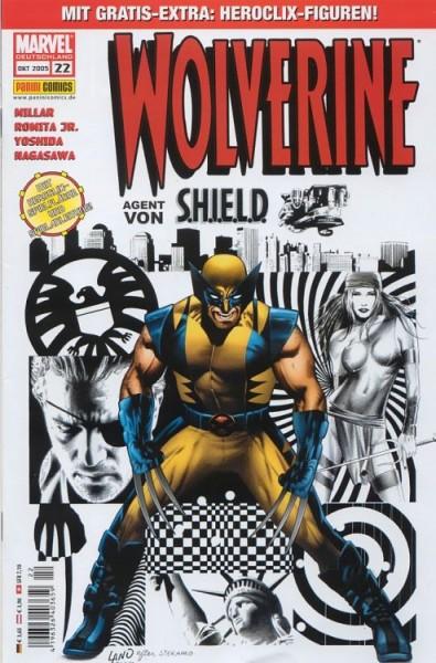 Wolverine 22