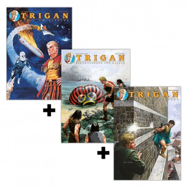 Trigan: Bundle 1-3