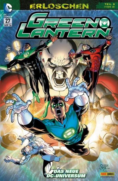 Green Lantern 27