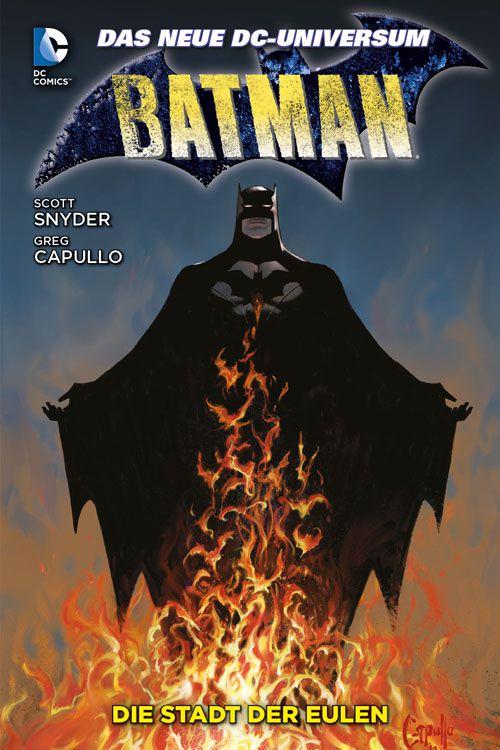 Batman 2: Die Stadt der Eulen