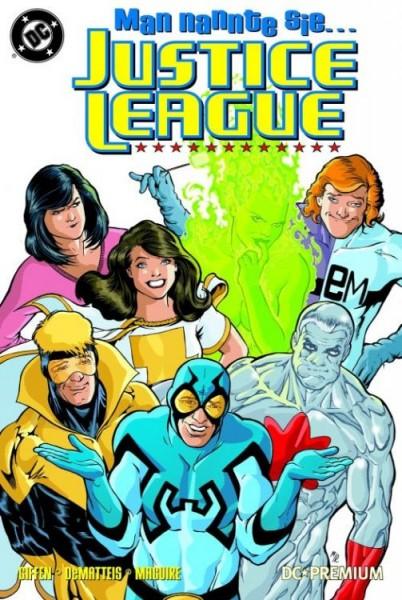 DC Premium 37: Man nannte sie... Justice League