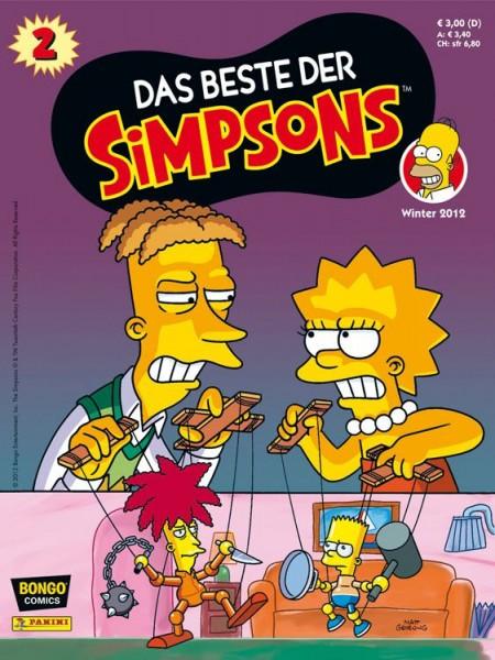 Das Beste der Simpsons 2