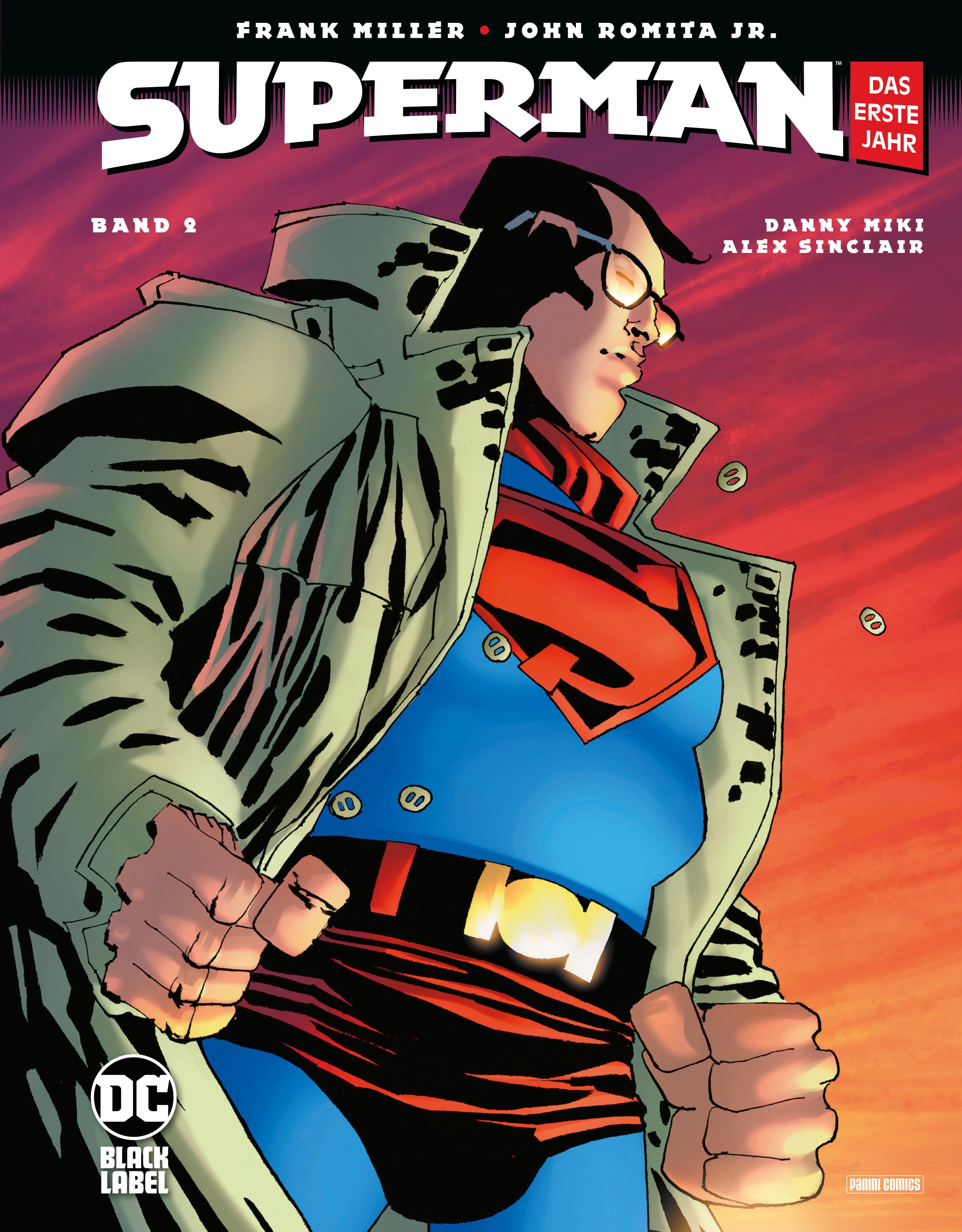 Superman: Das erste Jahr 2 Variant