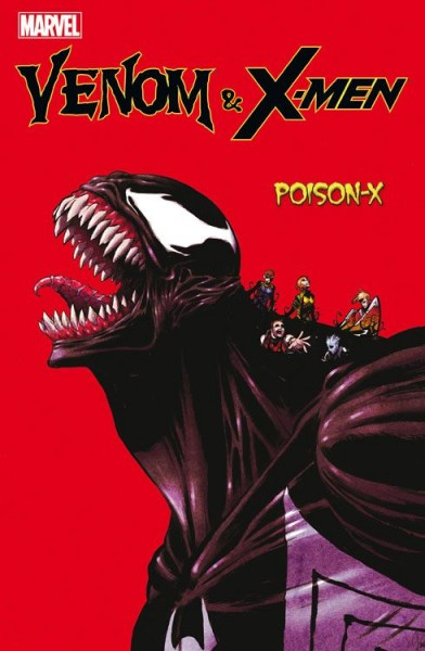 Venom & X-Men - Poison-X
