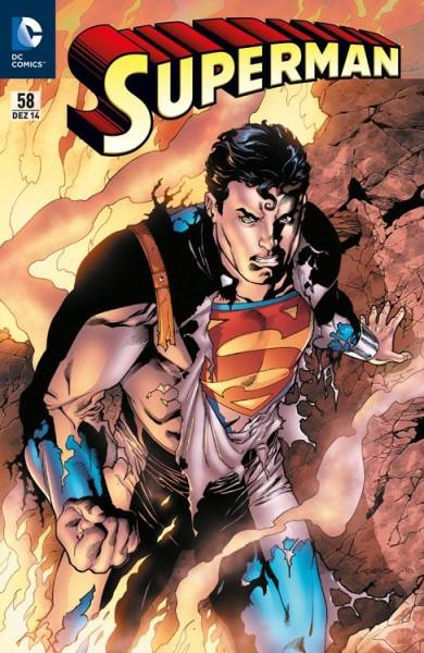 Superman Sonderband 58 Variant - Comic Action 2014