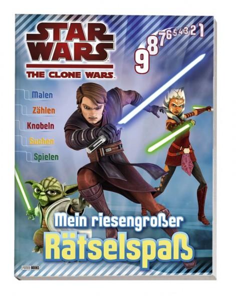Star Wars: The Clone Wars - Rätselspaß