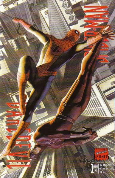 Daredevil/Spider-Man 2