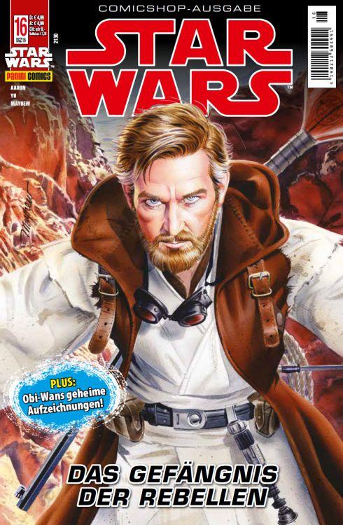 Star Wars 16: Das Gefängnis der...
