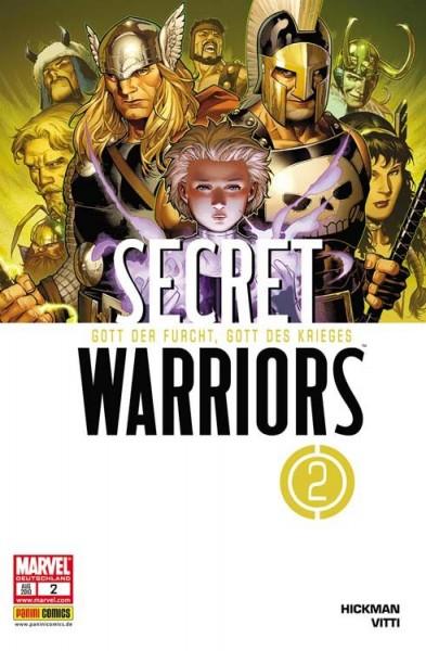 Secret Warriors 2