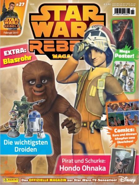 Star Wars: Rebels - Magazin 27