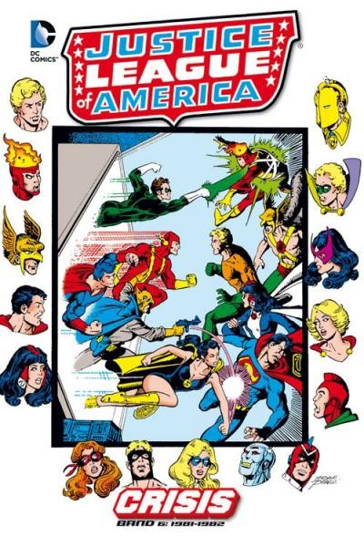 Justice League of America: Crisis 6
