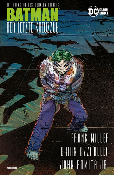 Batman: Der letzte Kreuzzug Cover