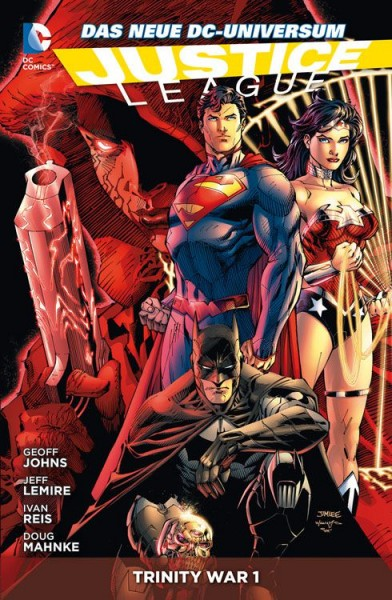 Justice League 5: Trinity War 1