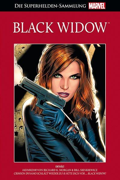Die Marvel Superhelden Sammlung 13: Black Widow