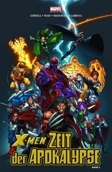 X-Men: Zeit der Apokalypse 1