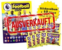 Premier League 2020 Stickerkollektion - Schnupperbundle ausverkauft