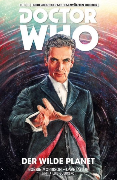 Doctor Who: Der zwölfte Doctor 1 - Der wilde Planet