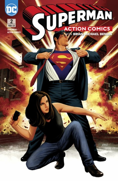 Superman - Action Comics 2 - Leviathan erwacht!