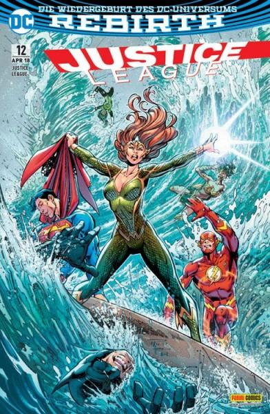 Justice League 12 (2017)