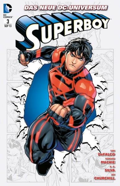 Superboy 3: Klonkrieger