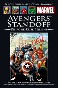 Hachette Marvel Collection 166: Avengers Standoff - Die Kobik-Krise, Teil I