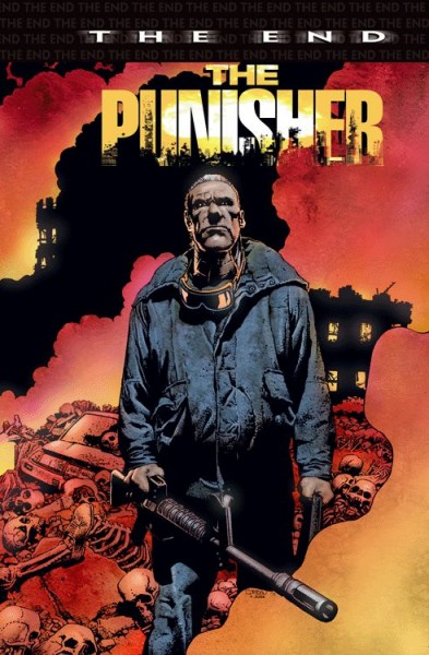 Marvel Graphic Novels 7: Punisher - Das Ende
