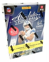 NFL 2017 Absolute Football Trading Cards - Blasterbox