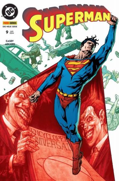 Superman: Die neue Serie 9
