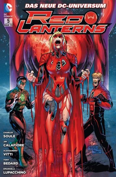 Red Lanterns 5