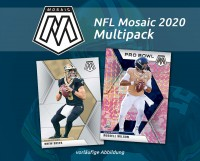 NFL 2020 Mosaic Trading Cards - Multipack
