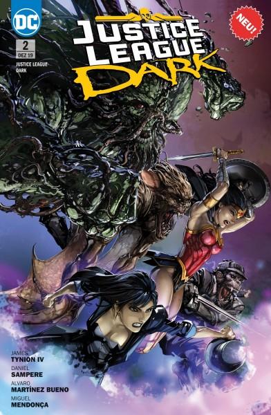 Justice League Dark 2 - Die Herren der Ordnung