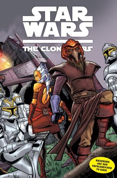 Star Wars: The Clone Wars 9 - Immer Ärger mit den Dugs