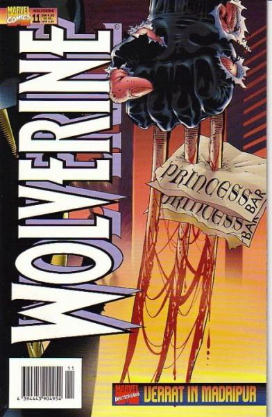 Wolverine 11: Verrat im Madripur