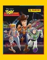 Disney Toy Story 4 – Sticker und Sammelkarten - Tüte