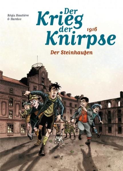 Der Krieg der Knirpse 3 - 1916 - Der Steinhaufen