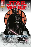 Star Wars 58 Age of Rebellion - Darth Vader & Luke Skywalker - Kiosk Ausgabe Cover