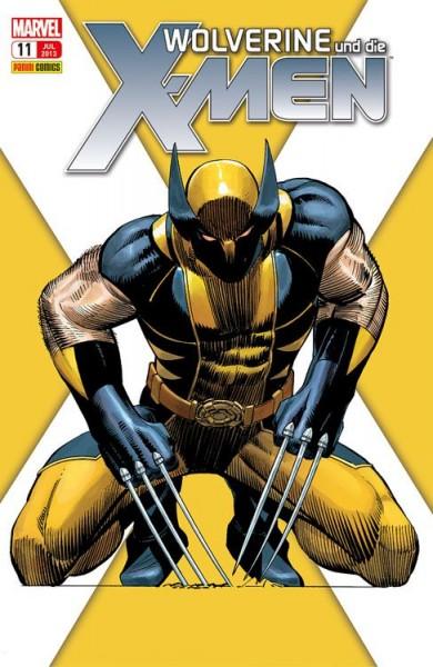 Wolverine & die X-Men 11