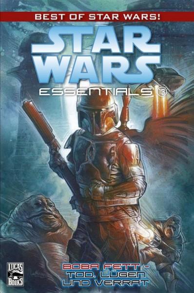 Star Wars Essentials 13: Boba Fett - Tod, Lügen und Verrat