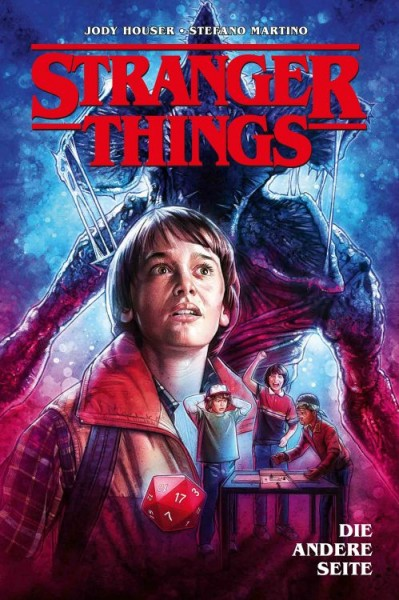 Stranger Things 1 Hardcover