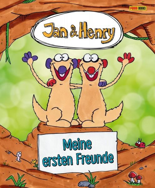 Jan & Henry - Meine ersten Freunde