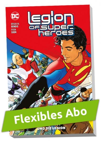 Flexibles Abo - Legion of Superheroes
